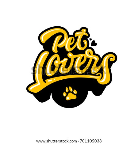 Pet Lovers Logo