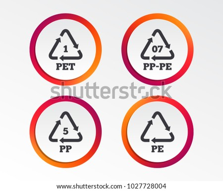 Pet Recycling Download Free Vector Art Stock Graphics Images