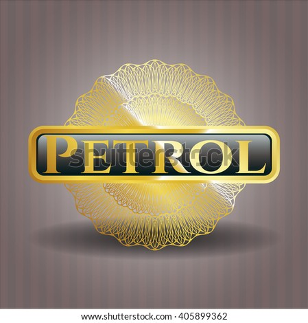 Petrol golden badge