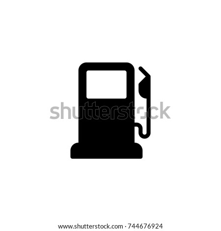 petrol pump,petrol icon vector, in trendy flat style isolated on white background. petrol icon image, petrol icon illustration