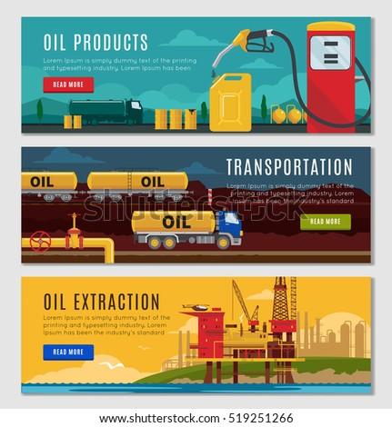 petroleum industry horizontal