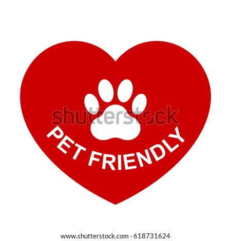 pets allowed  pet friendly red