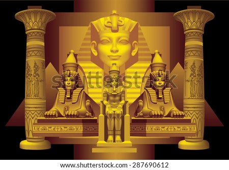 pharaoh and sphinxes Cnn films hln tv schedule tv shows a-z cnnvr shop cnn underscored the pharaoh ruled in 2500 bc and oversaw the construction of.
