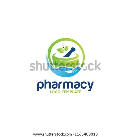 pharmacy  logo design