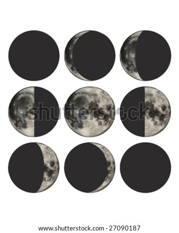 8 moon phases in order. moon phases worksheet. quot