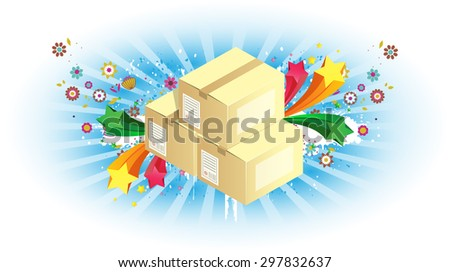 phenomenal shipping boxes