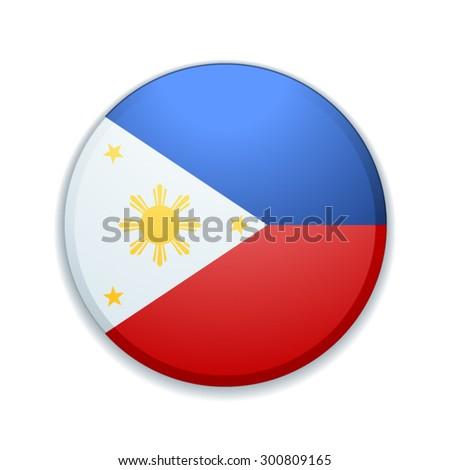 philippines button