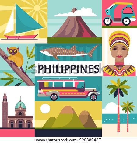 Image Result For Filipino Flag Coloring