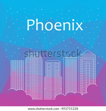 phoenix for banner  poster