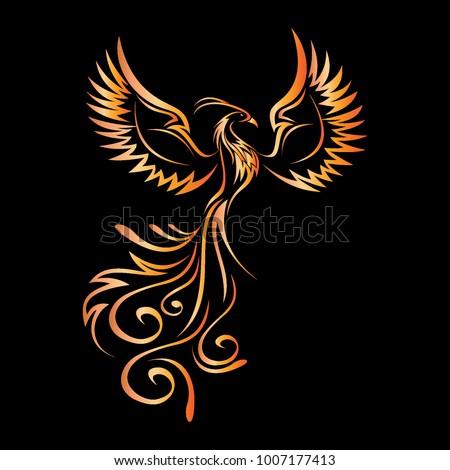 phoenix logo  icon symbol