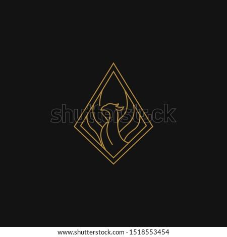 Download Minimalistic Phoenix Wallpaper 1280x1024 Wallpoper 384238