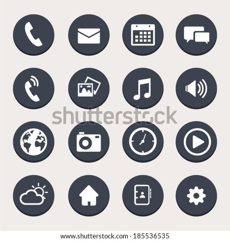 Phone Button Set