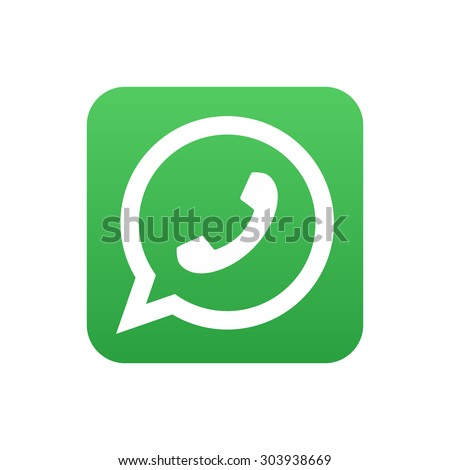 Phone icon. Vector illustration.