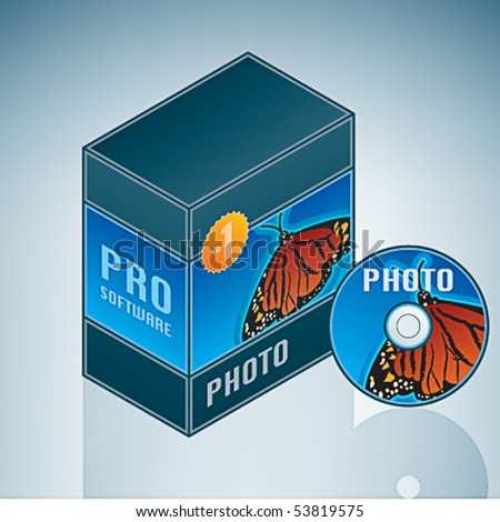 Photo Editing Software Bundle - 53819575 : Shutterstock