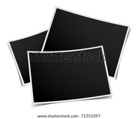 Shutterstock photo frame