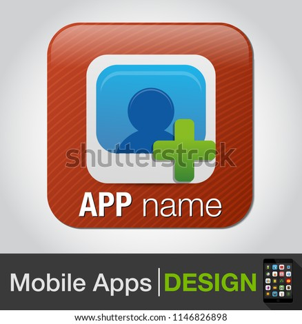 photo image with add sign icon, add photo to gallery, gallery symbol