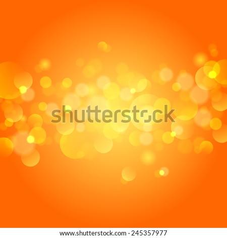 photo realistic bokeh lights