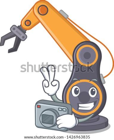 photographer industrial robotic