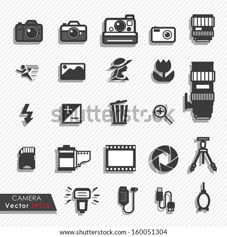 photography camera lens and