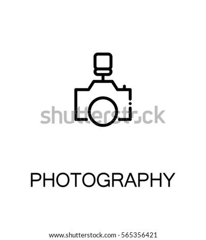 photography icon single high