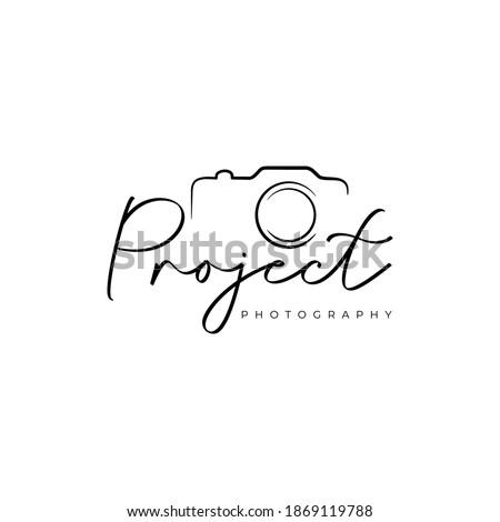 Photography Logo design vector inspiration Photo stock ©