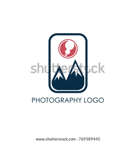 Photography Vector Logo