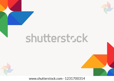 Photos background. Colorful background. Vector illustration. EPS 10.