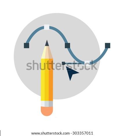 photoshop tool vector icon