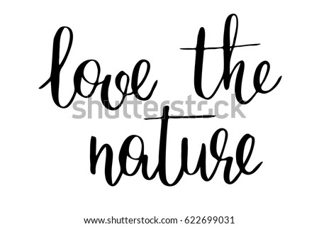 phrase modern calligraphy