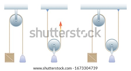 stock-vector-physics-motion-the-laws-of-motion-simple-machines-pulleys-gears-inclined-plane-1673304739.jpg