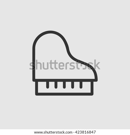 piano icon piano vector piano
