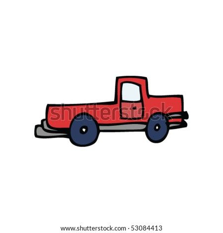 Cartoon Pickup Truck Pictures Pickup Truck Cartoon