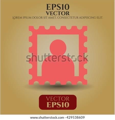 Picture icon or symbol