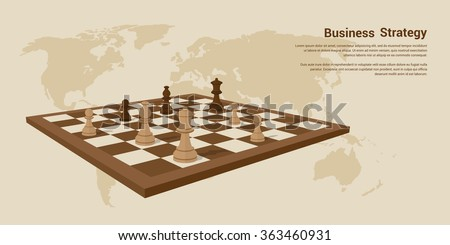 picture of chessboard with