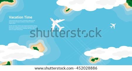 picture of civilian planes