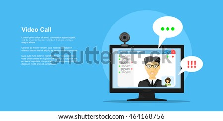 Conference Call Free Vector Art - (46 Free Downloads)