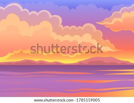 picturesque nature landscape