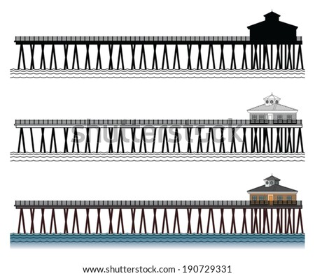 pier is an illustration of a
