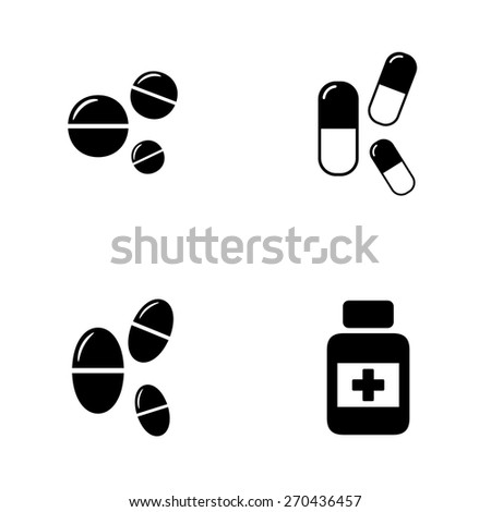 pill icons