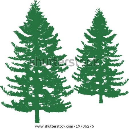 pine tree silhouette clip art. Tree, plant,tree silhouette