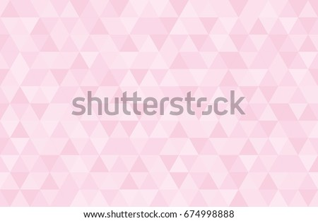 pink abstract retro pattern of