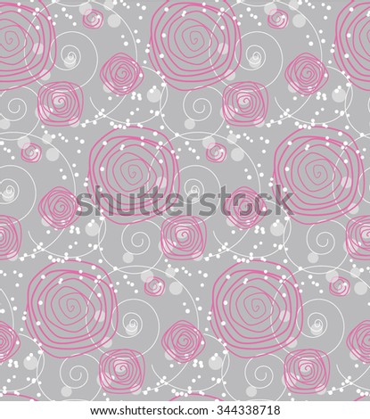pink and gray abstract pattern