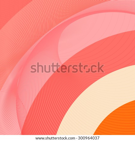 pink and red background with
