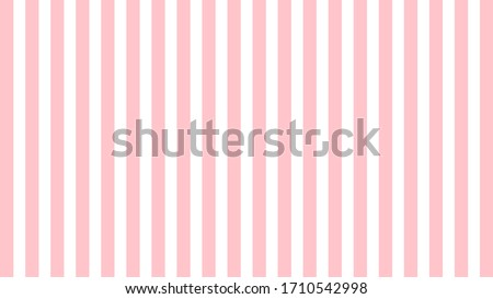 Pink and White Striped Background Stock photo ©
