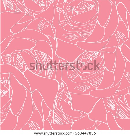 pink background with abstract...