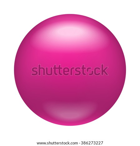 pink ball icon pink ball icon