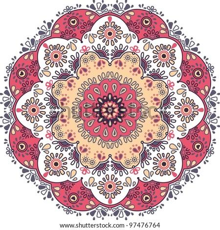Free Crochet Pattern 80214AD Shoe Flower : Lion Brand Yarn