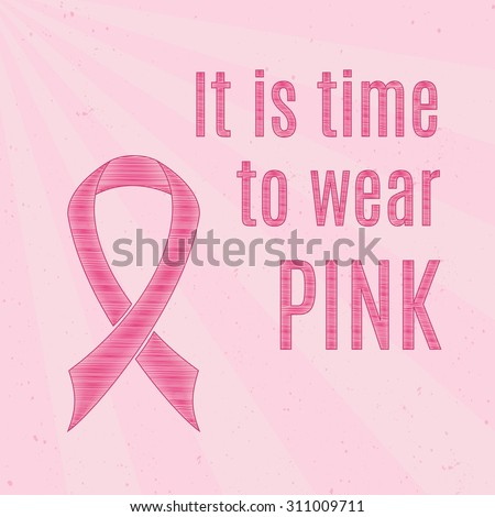 pink breast cancer awareness
