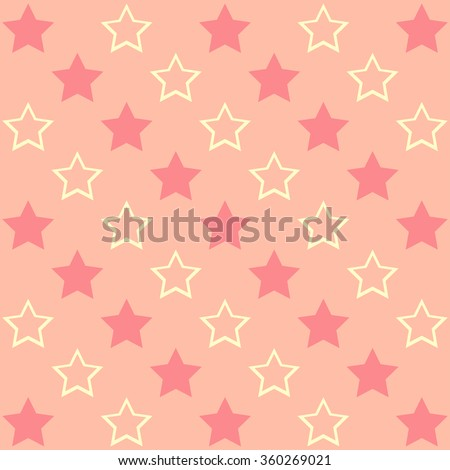 pink bright abstract pattern