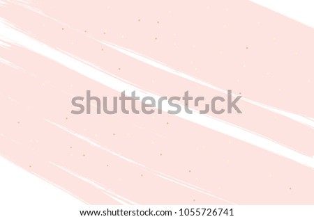 pink brush stroke pattern